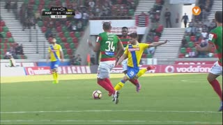 FC Arouca, Jogada, Nuno Valente aos 82'
