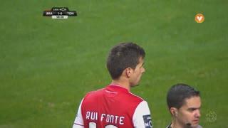 SC Braga, Jogada, Rui Fonte aos 59'