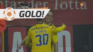 GOLO! FC Porto, Diogo Jota aos 38', CD Nacional 0-2 FC Porto