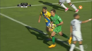 FC Arouca, Jogada, Tomané aos 10'