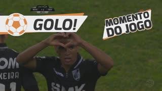 GOLO! Vitória SC, Hurtado aos 68', Boavista FC 1-2 Vitória SC