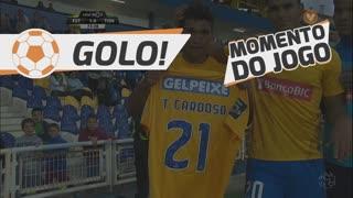 GOLO! Estoril Praia, Gustavo Tocantins aos 73', Estoril Praia 1-0 CD Tondela