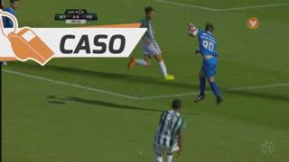 Vitória FC, Caso, Arnold aos 10'