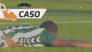 Vitória FC, Caso, Arnold aos 90'+2'