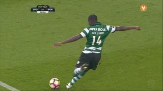 Sporting CP, Jogada, William aos 88'