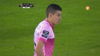 GD Chaves, Jogada, Rodrigo Battaglia aos 35'