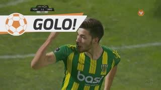 GOLO! CD Tondela, Pité aos 80', CD Tondela 1-2 FC Arouca