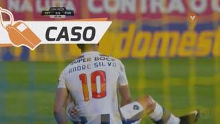FC Porto, Caso, Felipe aos 56'
