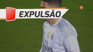 SL Benfica, Expulsão, Ederson aos 41'