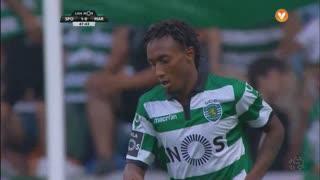 Sporting CP, Jogada, Gelson Martins aos 48'