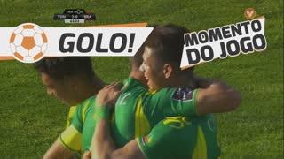 GOLO! CD Tondela, Kaká aos 64', CD Tondela 2-0 SC Braga