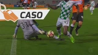 Moreirense FC, Caso, Ousmane Dramé aos 22'