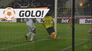 GOLO! FC P.Ferreira, Andrézinho aos 1', Vitória SC 0-1 FC P.Ferreira