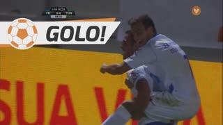 GOLO! CD Feirense, A. Karamanos aos 9', CD Feirense 1-0 CD Tondela