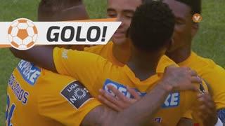 GOLO! Estoril Praia, Bruno Gomes aos 30', Estoril Praia 3-1 FC Arouca