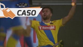 FC Arouca, Caso, Nuno Valente aos 1'