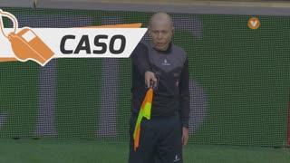 SL Benfica, Caso, A. Zivkovic aos 23'