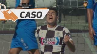 Boavista FC, Caso, Lucas aos 11'