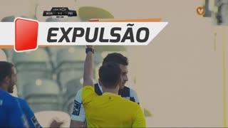 Boavista FC, Expulsão, Lucas aos 90'
