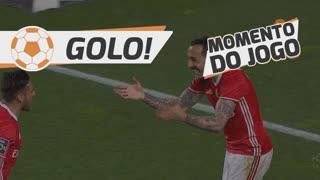 GOLO! SL Benfica, K. Mitroglou aos 52', SL Benfica 2-0 Belenenses