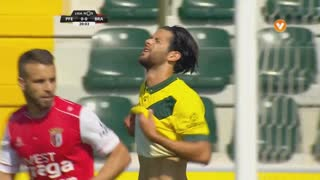 FC P.Ferreira, Jogada, Ivo Rodrigues aos 20'