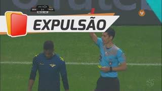 Moreirense FC, Expulsão, Pierre Sagna aos 90'+5'