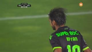 Sporting CP, Jogada, B. Ruiz aos 62'