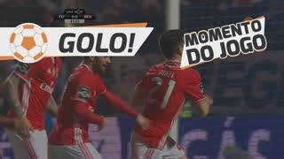 GOLO! SL Benfica, Pizzi aos 42', CD Feirense 1-0 SL Benfica
