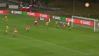 SL Benfica, Jogada, Rafa aos 18'