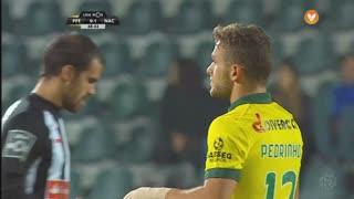 FC P.Ferreira, Jogada, Pedrinho aos 49'