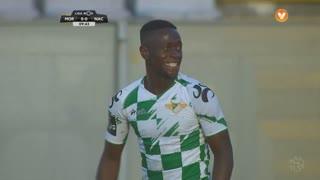 Moreirense FC, Jogada, E. Boateng aos 10'
