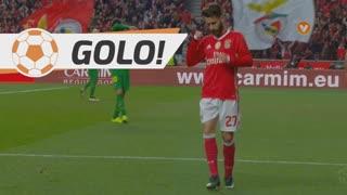 GOLO! SL Benfica, Rafa aos 84', SL Benfica 3-0 CD Tondela