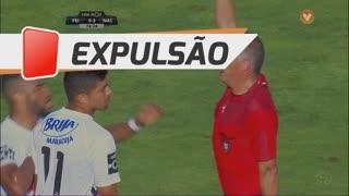 CD Nacional, Expulsão, N. Bonilla aos 77'