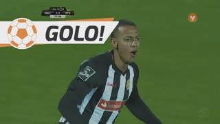 GOLO! CD Nacional, J. Cádiz aos 78', CD Nacional 1-1 FC P.Ferreira