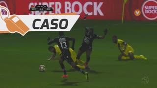 FC P.Ferreira, Caso, Bruno Araújo aos 23'