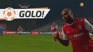 GOLO! SC Braga, Wilson Eduardo aos 60', SC Braga 5-1 CD Feirense