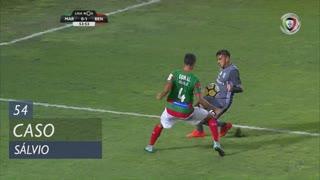 SL Benfica, Caso, Salvio aos 54'