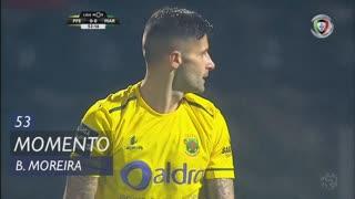 FC P.Ferreira, Jogada, Bruno Moreira aos 53'