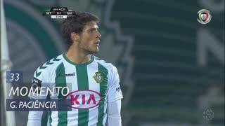 Vitória FC, Jogada, Gonçalo Paciência aos 33'