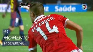 SL Benfica, Jogada, H. Seferovic aos 45'