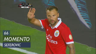 SL Benfica, Jogada, H. Seferovic aos 66'