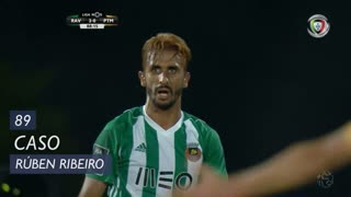 Rio Ave FC, Caso, Rúben Ribeiro aos 89'