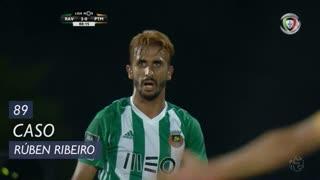 Rio Ave FC, Caso, Rúben Ribeiro aos 89'