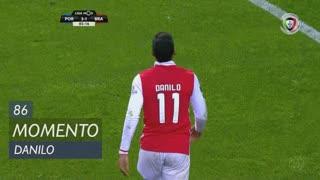 SC Braga, Jogada, Danilo aos 86'