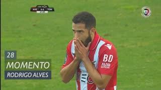 CD Aves, Jogada, Rodrigo Alves aos 28'