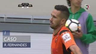 Portimonense, Caso, Rúben Fernandes aos 1'