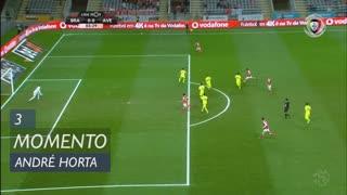 SC Braga, Jogada, André Horta aos 3'