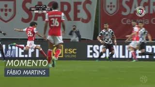 SC Braga, Jogada, Fábio Martins aos 81'