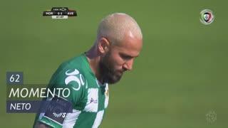 Moreirense FC, Jogada, Neto aos 62'
