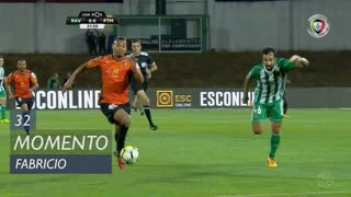 Portimonense, Jogada, Fabricio aos 32'